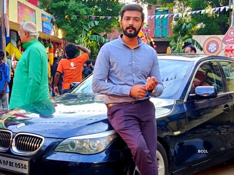 Anand Selvan announces his next TV project 'Ninaithale Inikkum'; read post (Photo - Instagram)