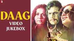 Hindi Movie Songs | Daag Movie Album | Full Album Jukebox | Rajesh Khanna Songs