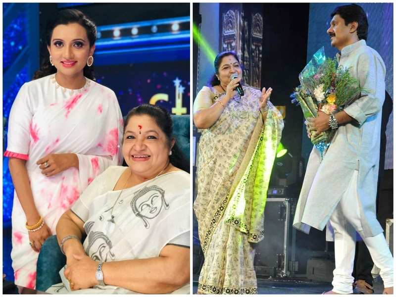Happy Birthday Chithra: Aswathy Sreekanth, Venugopal and Malayalam TV celebs send out best wishes to the celebrated singer