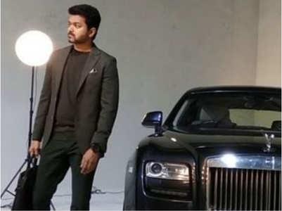 Vijay gets interim stay in luxury car case