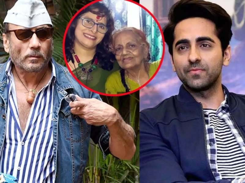 Ayushmann Khurrana extends huge financial help to ailing actress Savita Bajaj, Jackie Shroff too transfers money, reveals Nupur Alankar