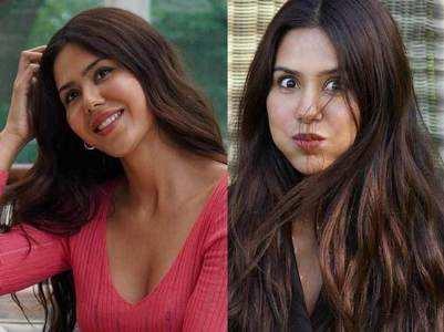 Most captivating expressions of Sonam Bajwa