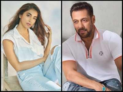 Pooja Hegde on 'Bhaijaan' co-star Salman Khan