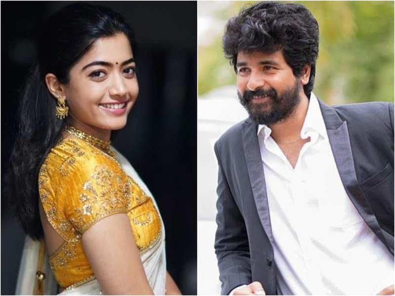 Rashmika Mandanna to pair up with Sivakarthikeyan?