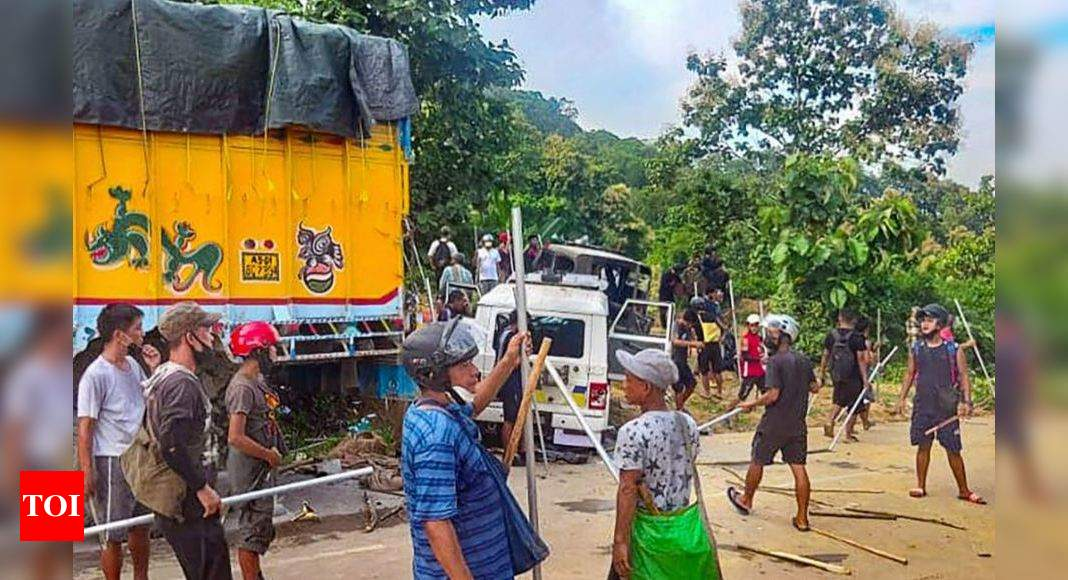 The Assam-Mizoram border dispute: Key points