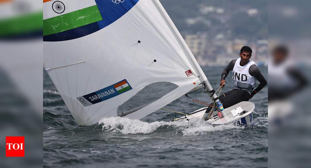 Olympics: Sailors Saravanan, Nethra at 22nd and 33rd spot after 6 races