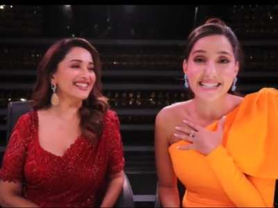 Nora wishes to star in Madhuri Dixit biopic