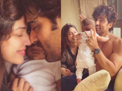 Addit celebrates 3 months of motherhood