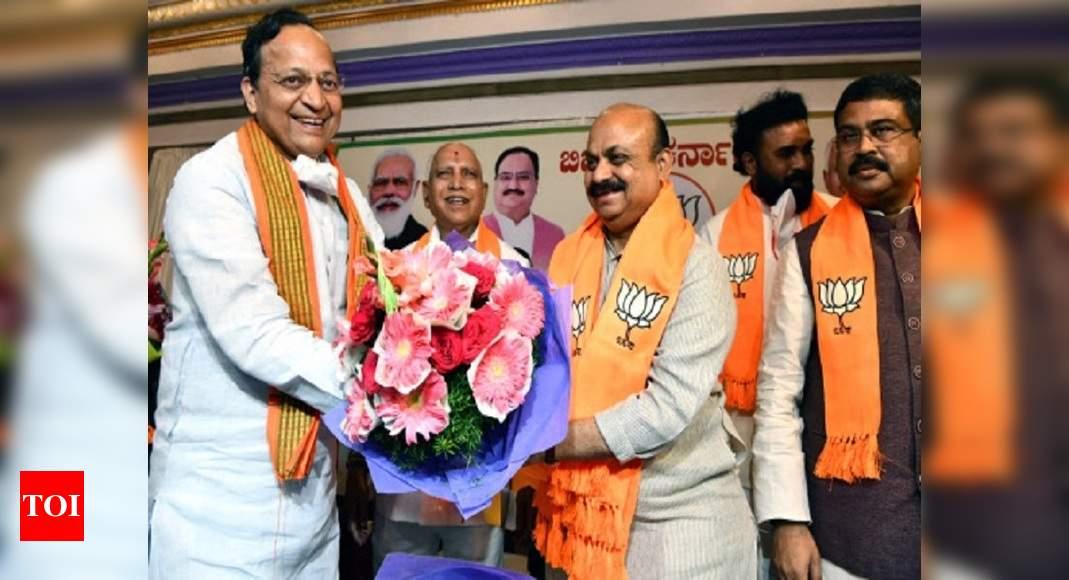 Basavaraj: All you need to know about K'taka's next CM