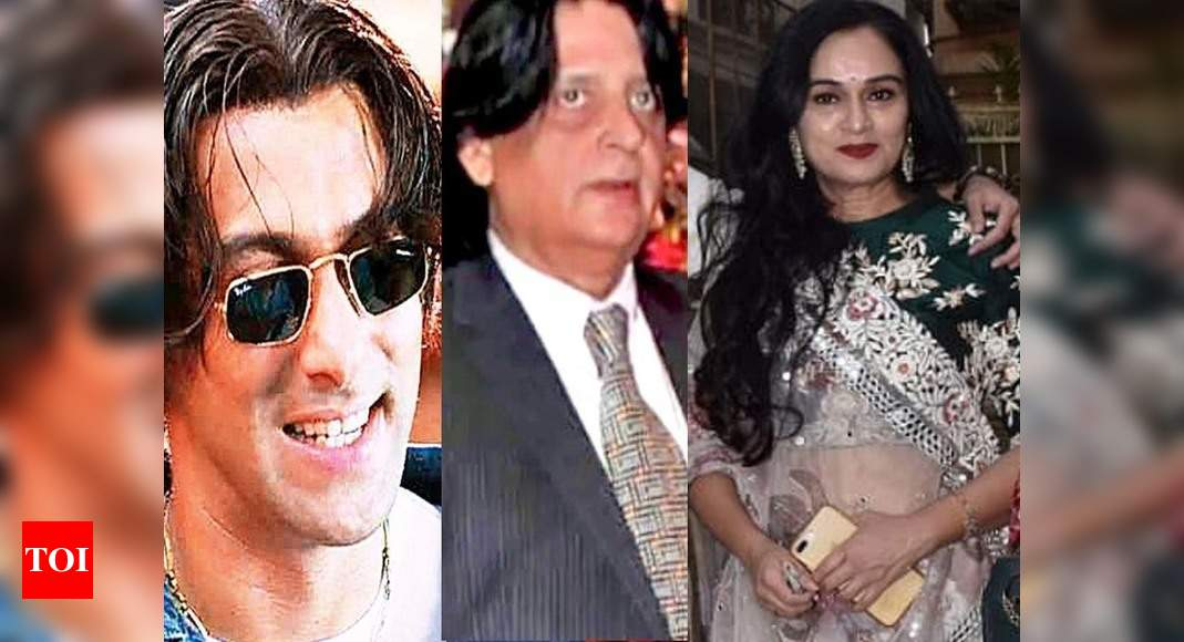 Did you know that Salman Khan's 'Tere Naam' hairstyle has a Padmini Kolhapure connection?- Exclusive – Times of India