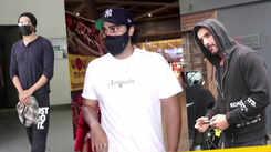Kartik Aaryan, John Abraham and Arjun Kapoor get papped in Mumbai