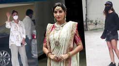 Kareena Kapoor, Alia Bhatt and Nora Fatehi spotted in and around Mumbai