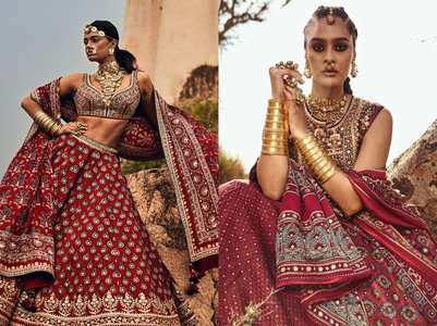 Anita Dongre's compelling collection