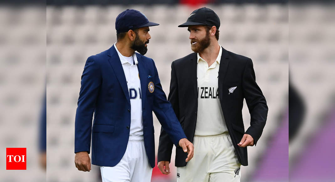 India-New Zealand final most watched across all WTC series: ICC   Cricket News – Times of India