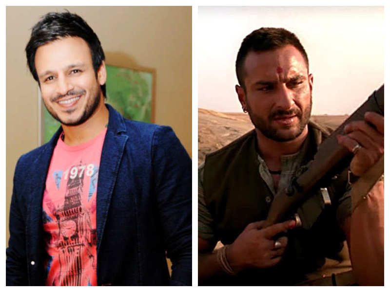15 years of 'Omkara': Did you know that Vivek Oberoi wanted to essay the role of 'Langda Tyagi' played by Saif Ali Khan in the movie?