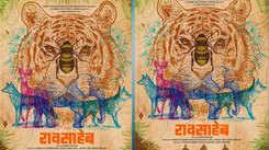 Nikhil Mahajan unveils a motion poster of his 'Raavsaaheb'