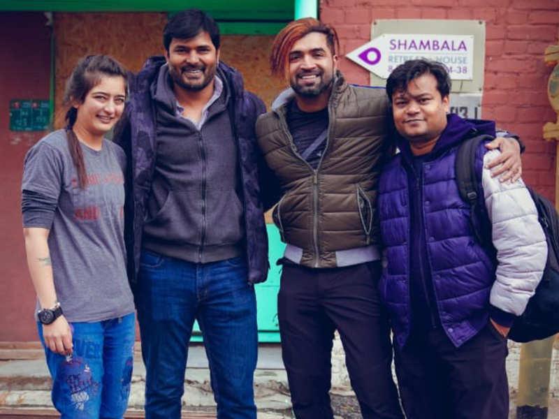 When Arun Vijay stunned Hollywood stunt director Viktor Ivanov