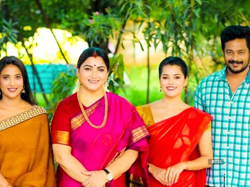 Khushboo Sundar to play a doctor in Gokulathil Seethai (Photo - Instagram)