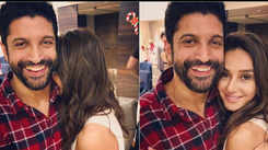Is marriage on cards for Farhan Akhtar and Shibani Dandekar? Actress reacts