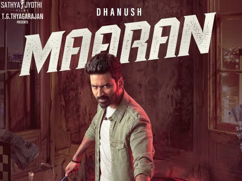 Did you know, Dhanush's 'Maaran' was the reference title for the actor's earlier film 'Thodari'?
