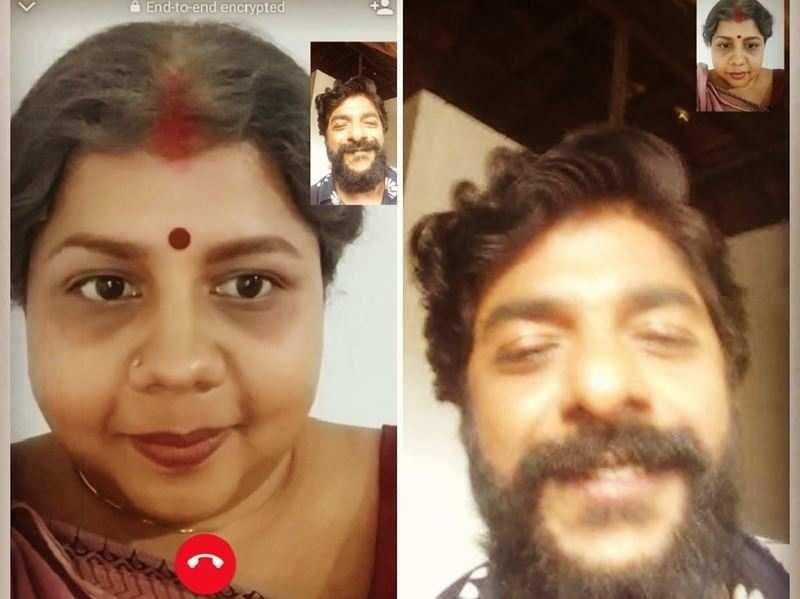 When Chakkappazham's Uthaman met Marimayam's Mandodari; see pics