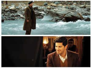 Dulquer Salmaan as Lieutenant Ram