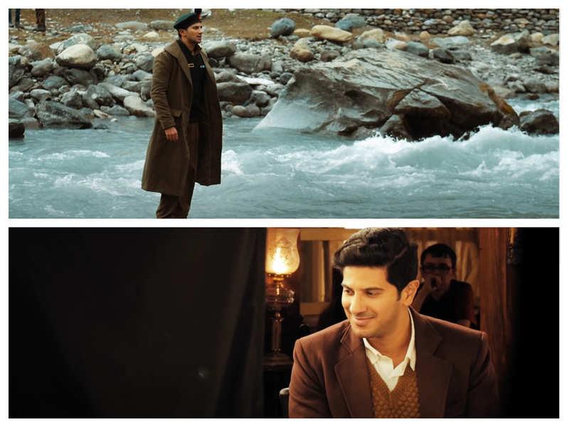 Dulquer Salmaan as Lieutenant Ram: Here's a glimpse of Hanu Raghavapudi's directorial
