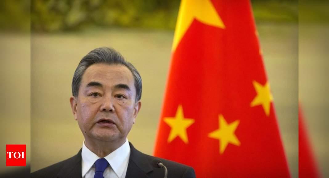 China-Taliban ties warming ahead of US withdrawal – Times of India