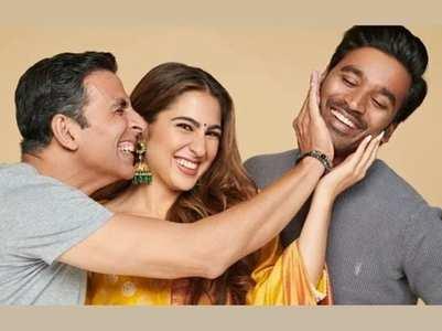 Akshay-Sara birthday wishes Dhanush