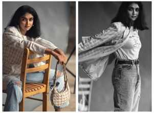 Ishaan Khatter had THIS to say about Rinku's first photoshoot pics