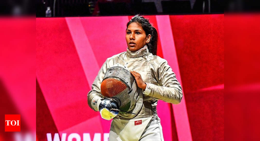 Fencer Bhavani says she has learnt lessons from Tokyo, will work on technique