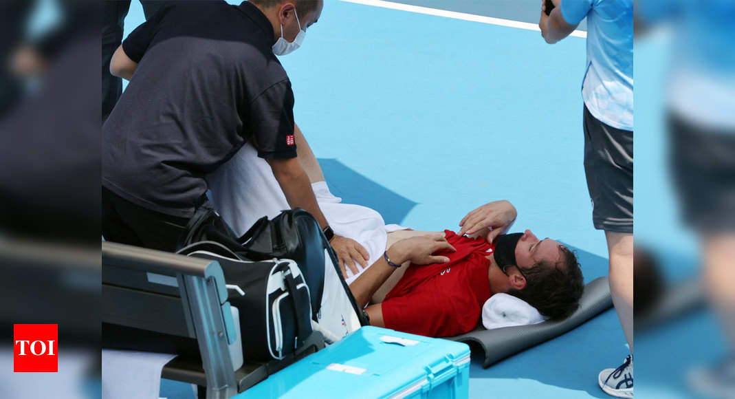Olympics: ITF accepts players' requests to delay start due to heat