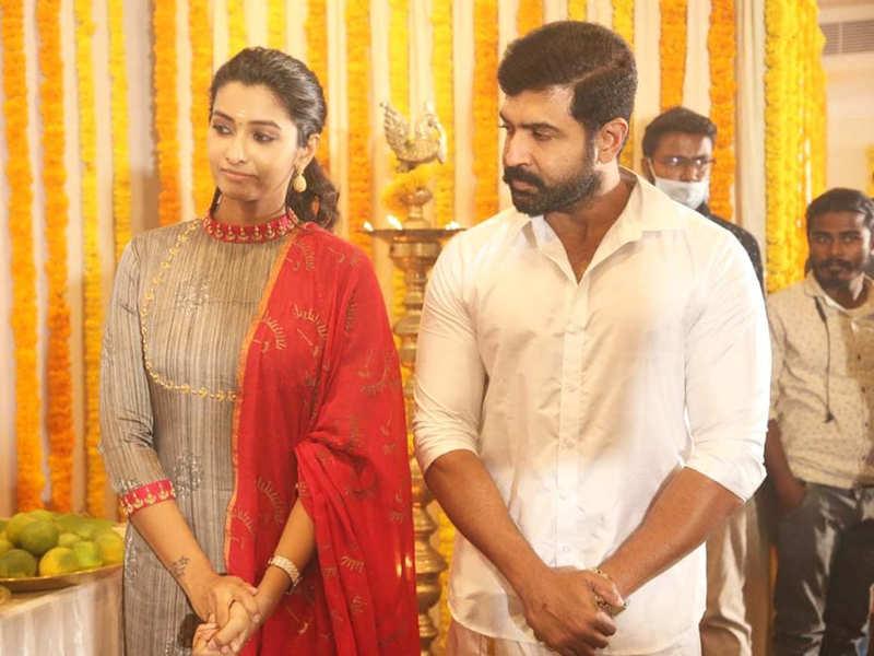 Arun Vijay resumes shooting for director Hari's #AV33