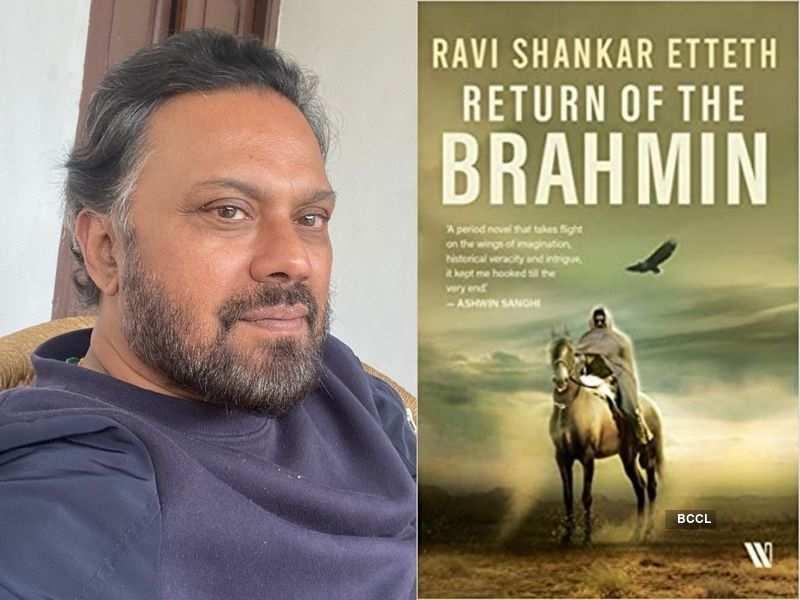 'Return of the Brahmin' by Ravi Shankar Etteth