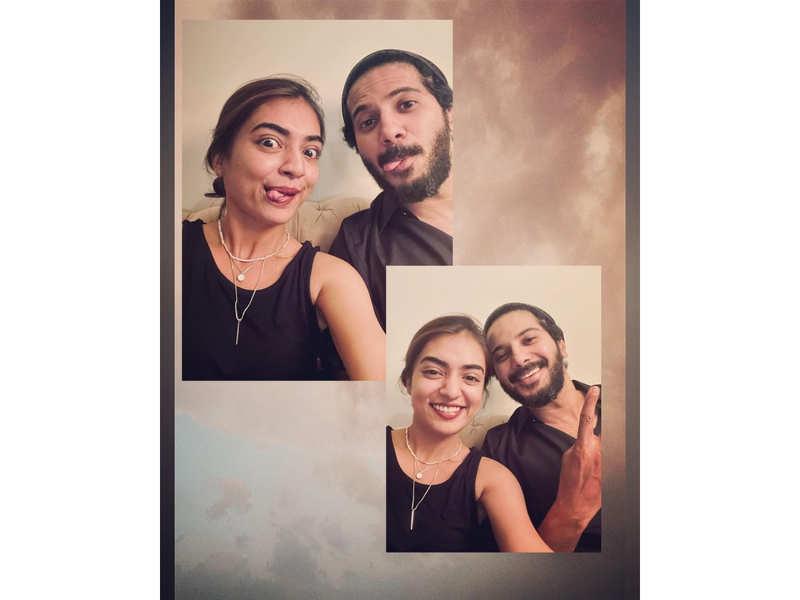 Pic courtesy: Instagram/ Nazriya Nazim