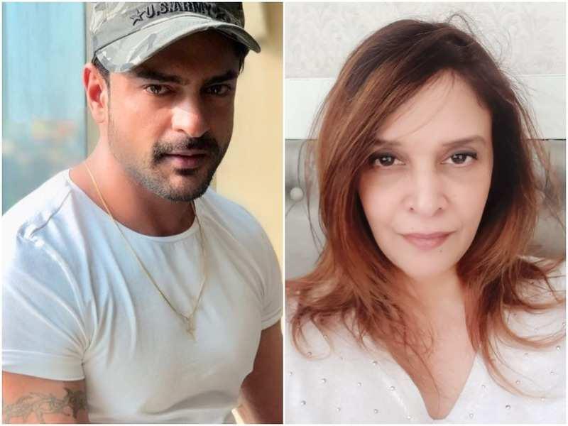 Ashish Kapoor and Pearl Grey