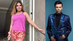Rakhi Sawant on Karan Johar hosting Bigg Boss OTT: He should keep me as his translator