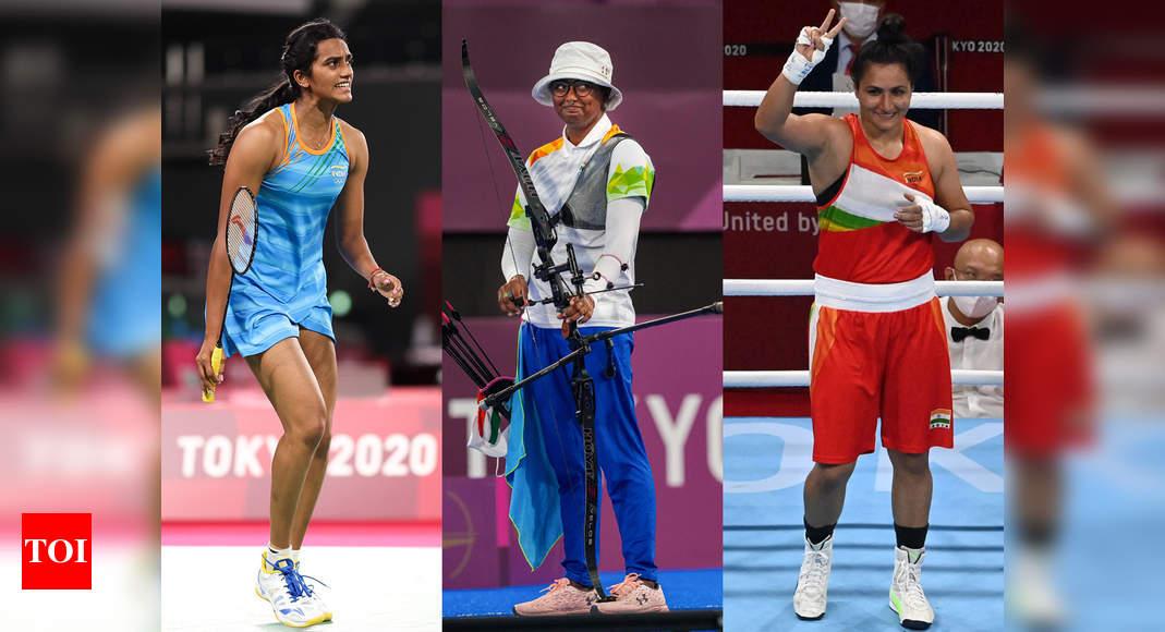 Tokyo Olympics: Sindhu, Deepika, Pooja advance