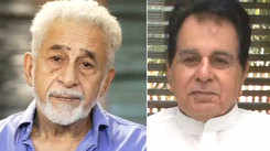 'I said what I had to say': Naseeruddin Shah defends his comments on late Dilip Kumar; dismisses feud rumours