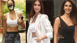 From Malaika Arora to Tara Sutaria, Bollywood celebs spotted in Mumbai