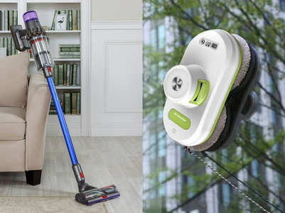 5 smart cleaning devices for your home
