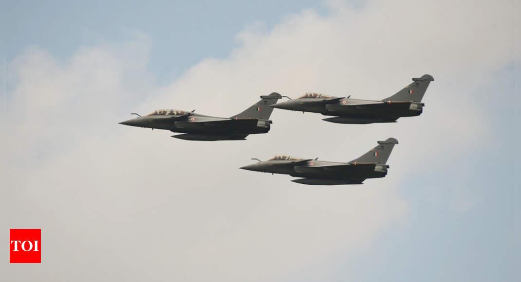Eye on China: India deploys its new Rafales on eastern front