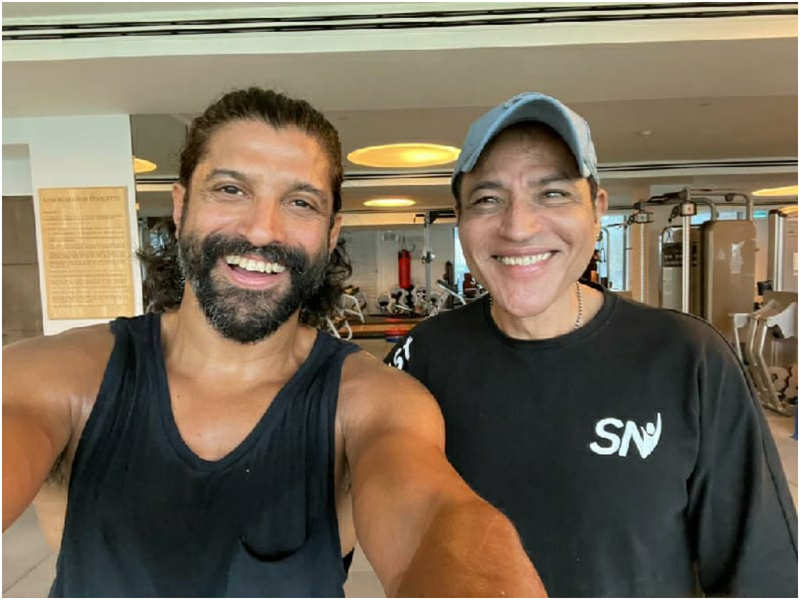 Celebrity fitness trainer Samir Jaura on training Farhan Akhtar for 'Toofaan': There was no VFX involved, all of his looks were attained with dedication