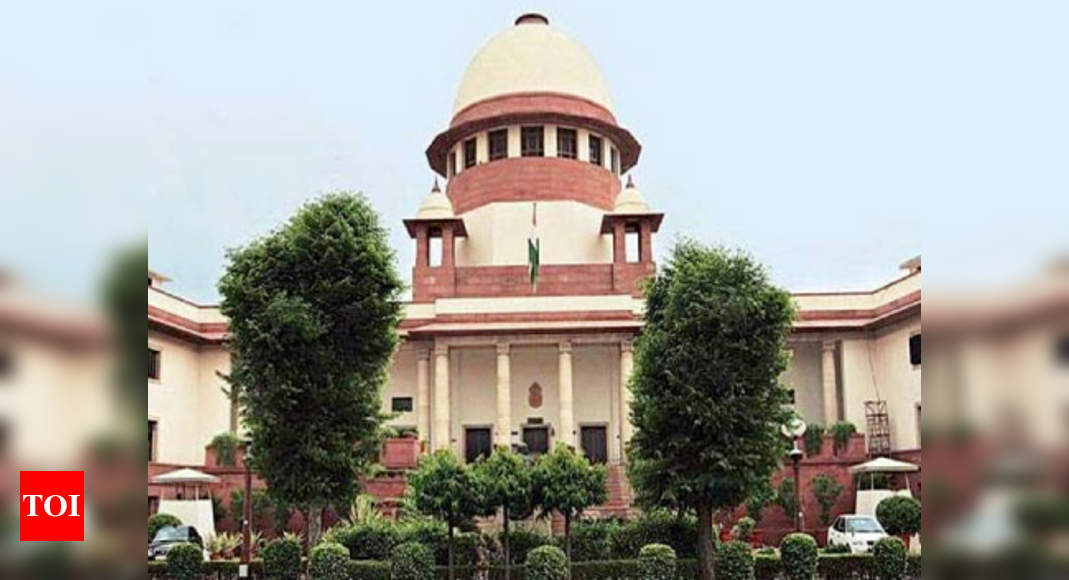 SC lays down guidelines for withdrawal of cases by public prosecutors | India News – Times of India