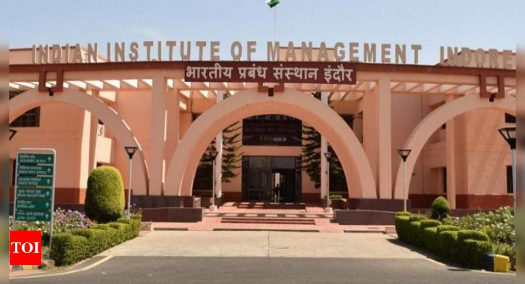 IIM-Indore to research on improving beat policing – Times of India