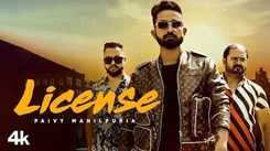 Check Out Popular Punjabi Song Music Video - 'License' Sung By Paivy Mahilpuria