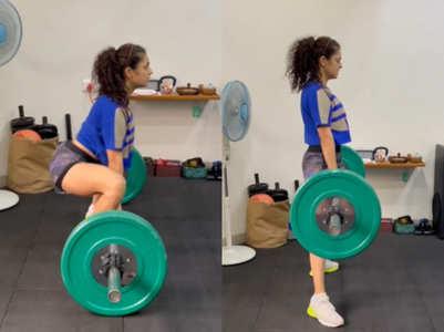 Drashti Dhami is the new fitness insipration