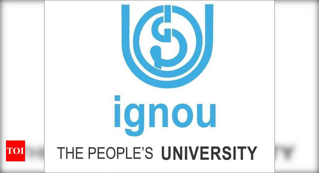 IGNOU Hall Ticket released for June 2021 TEE, here's direct link – Times of India