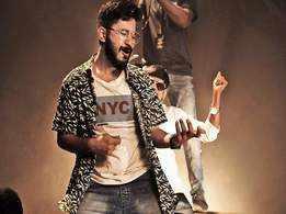 Vasuki Vaibhav plays himself in Man Of The Match song cameo