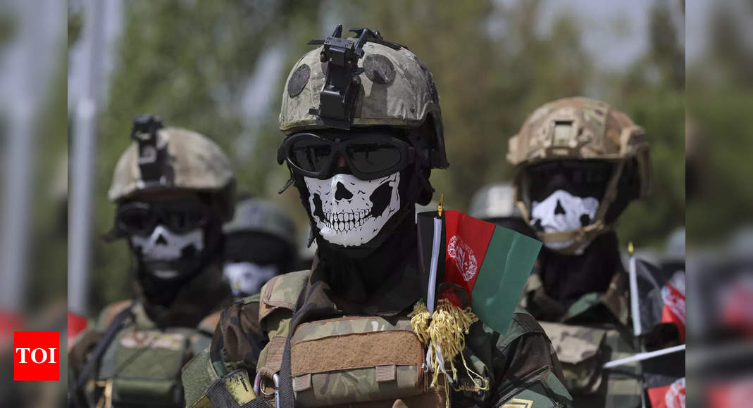 Explainer: US, Nato pledge billions to back Afghan forces – Times of India